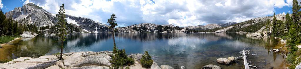Peeler Lake Panorama