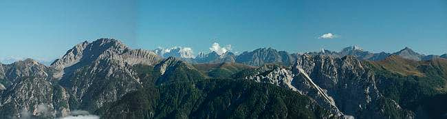 The western part of the Lienz...
