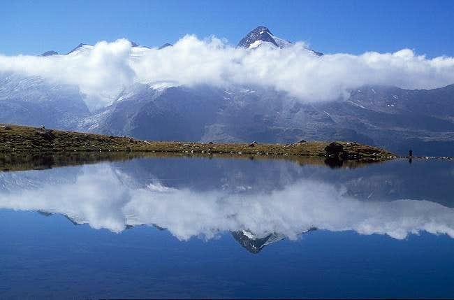 Kofler See lake (2439 m)
