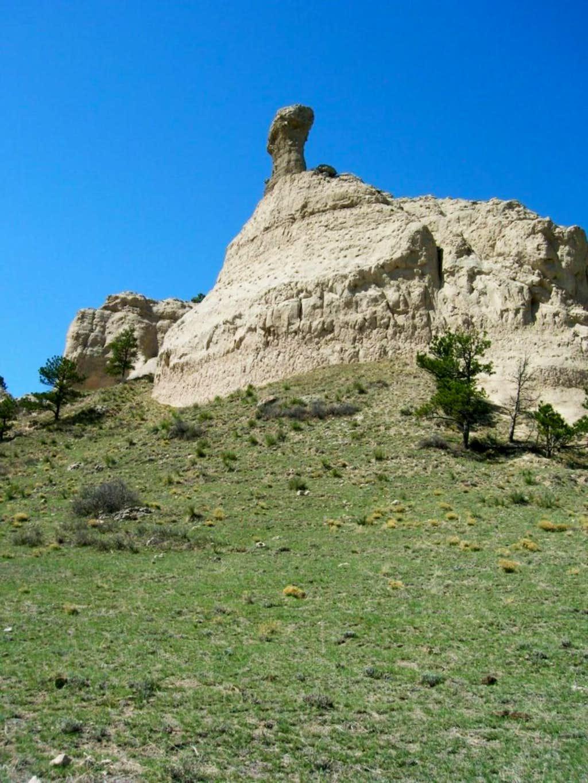Smokestack Rock