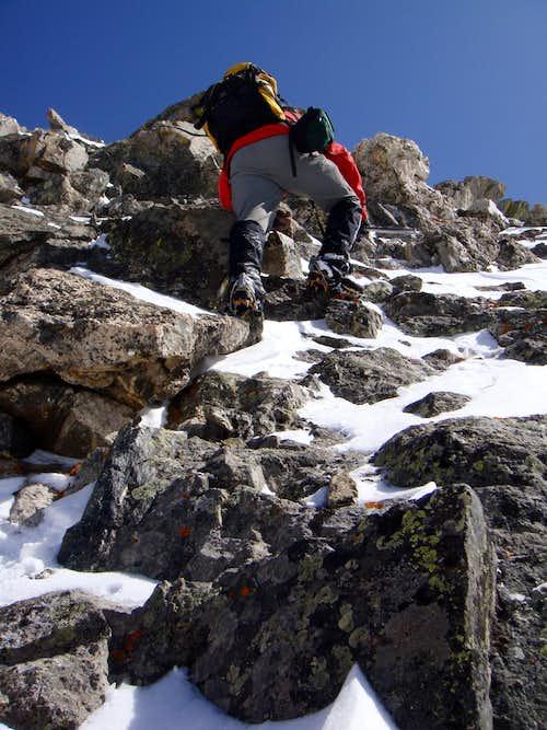 Ice Mt. finale via Fridge