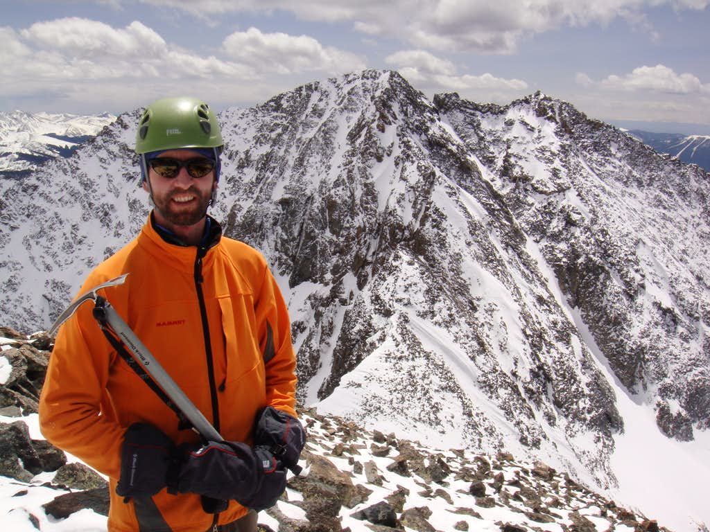 Ice- NE Ridge