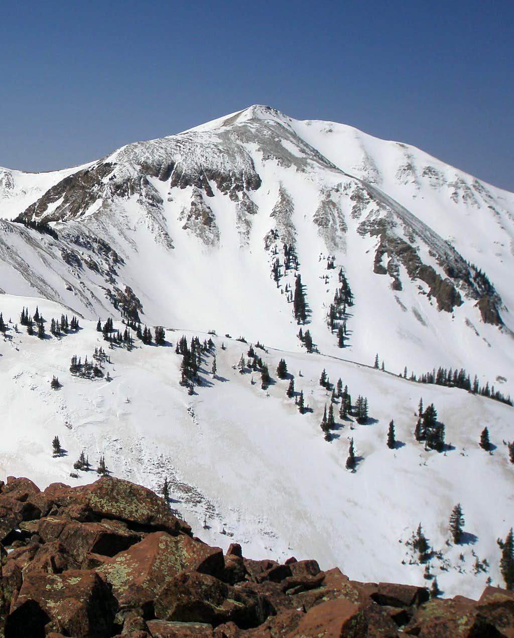 Manns Peak