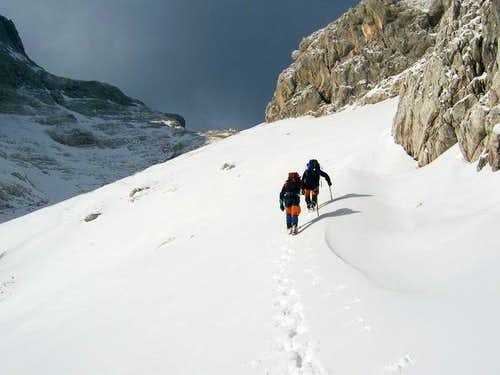 Steep slope - Cez...