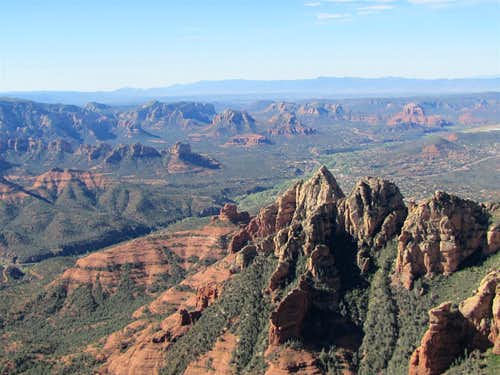 Sedona View Point