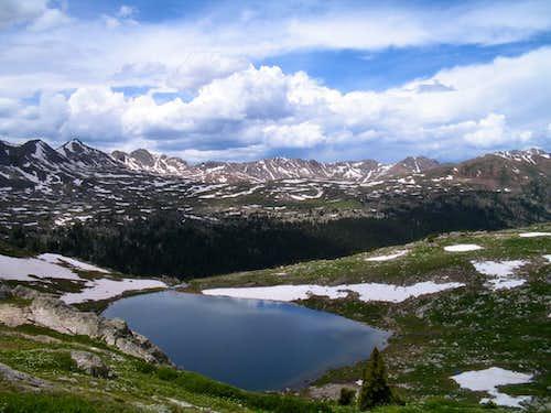 Northern Sawatch Range