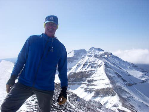 Summit of North Timp via CFC