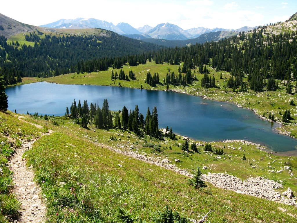 Lyle Lake