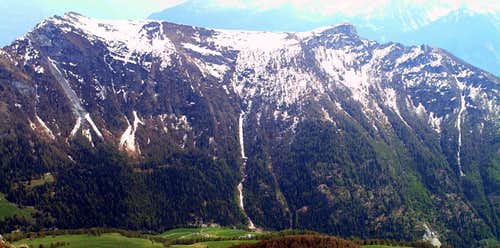 Cima of Longhede Northern View
