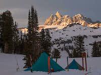 Teton Crest Camp