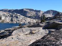Granite Dome flat ridge