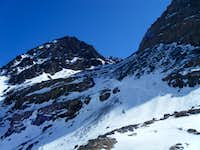 The route to Toubkal