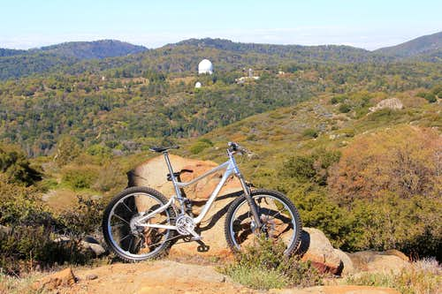 Palomar Mountain Summit.