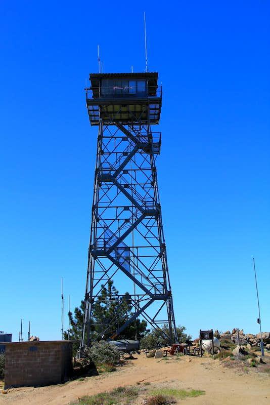 Lookout Tower Polednik