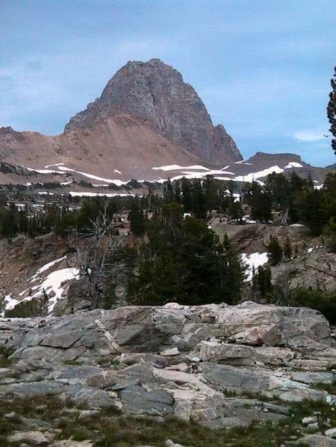 Buck Mountain and Static Peak...