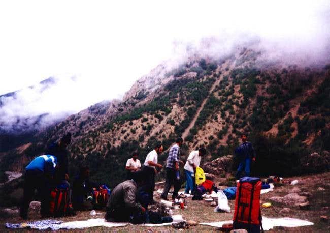 Se-Hezaar valley . When you...