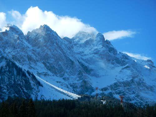 Zugspitze 2961m