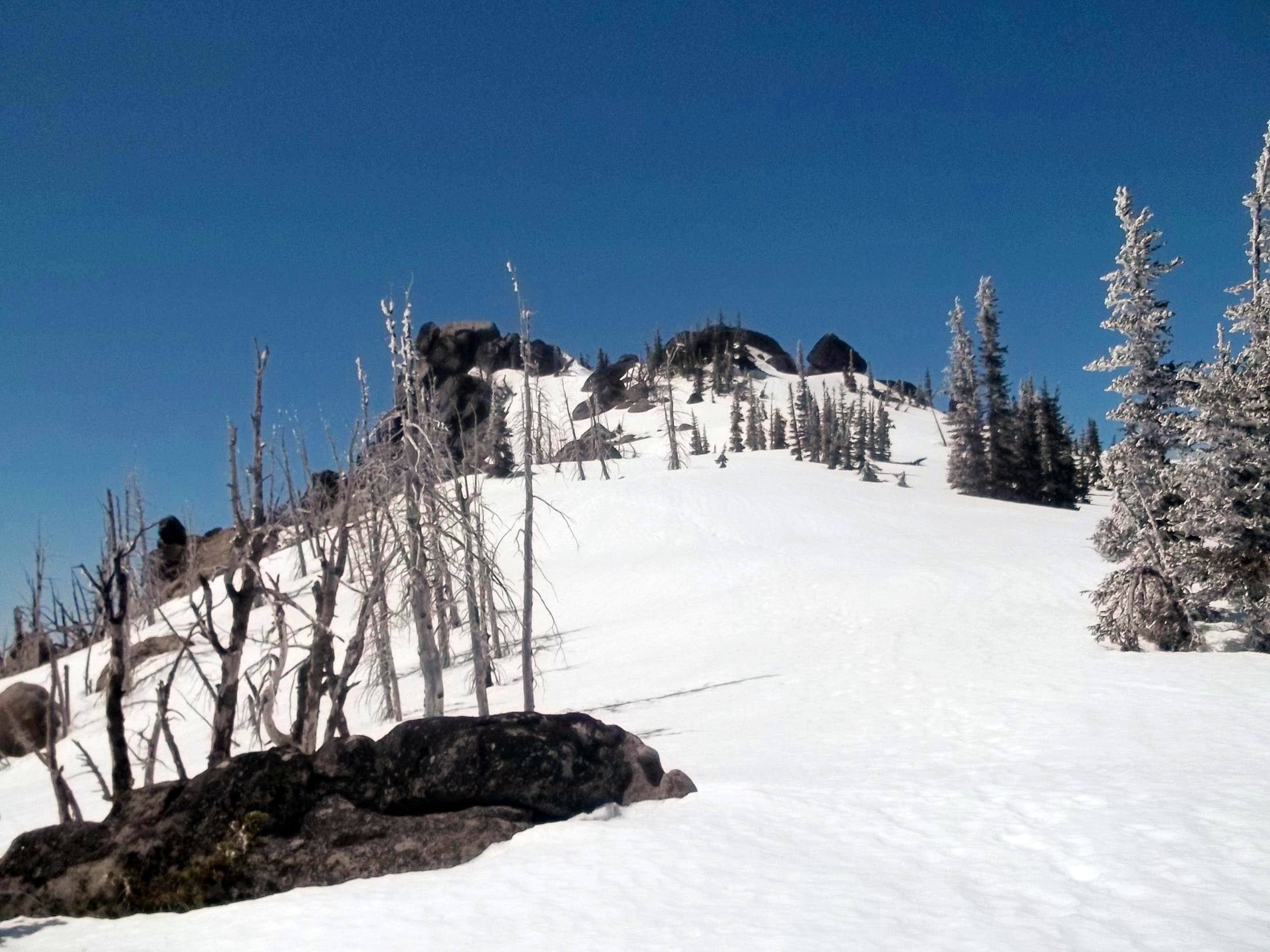 "Point 7029 ""Icicle Ridge"""