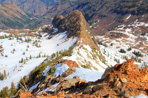 Sundial Peak.