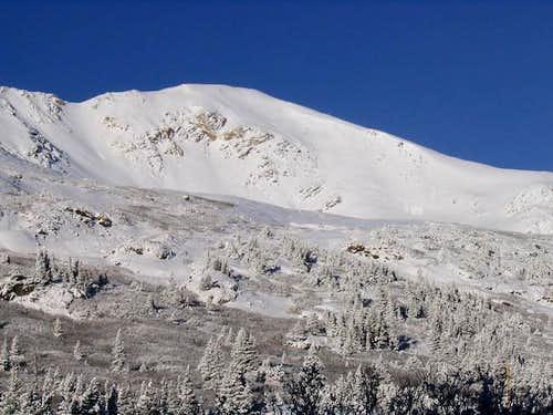 Mount Buckskin
