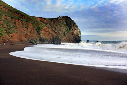 Tennessee Cove, Marin Headlands