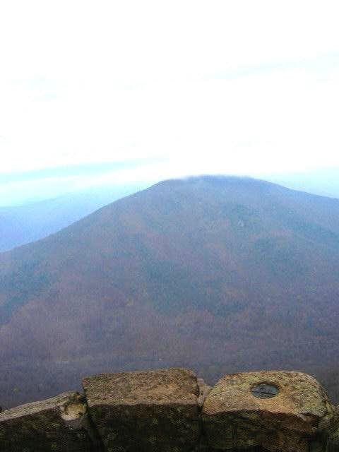 An alternate view of Flat Top...