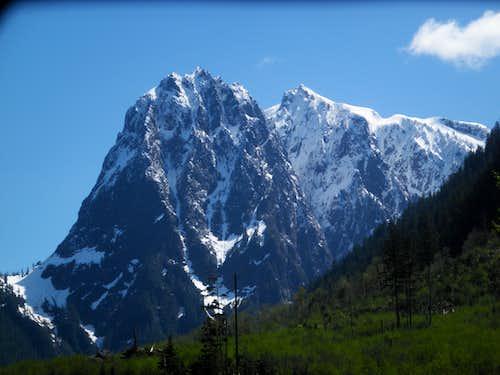 Mount Index Spring 2012