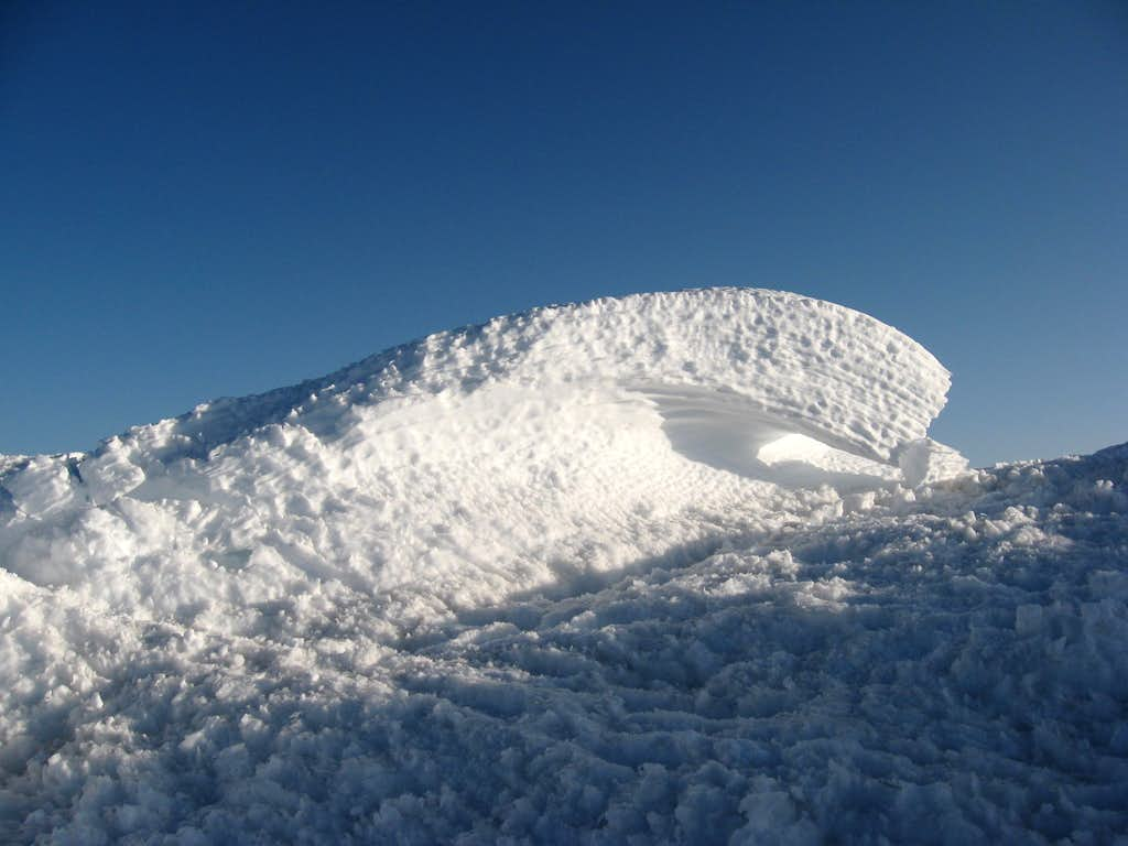 The Wave, Mt. Hood