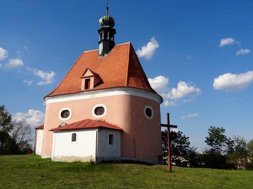 The Eliášova chapel near Znojmo