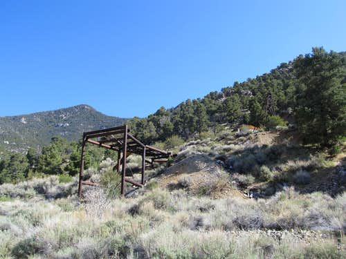 Abandoned Mine Structure