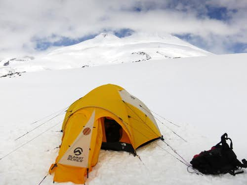 Camp 1 - Mt Elbrus