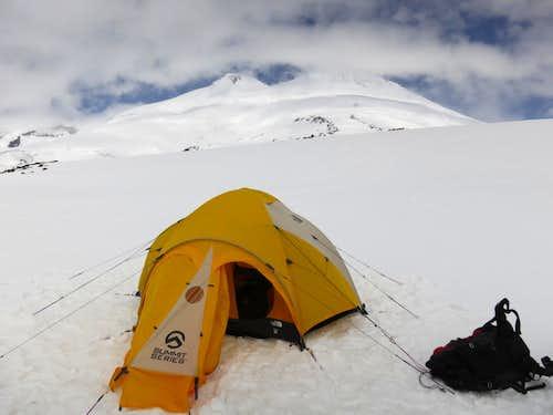 Camp 1 - Mt Elbrus