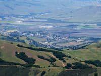 View Towards San Juan Bautista