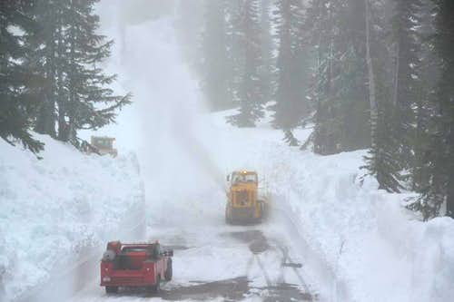 Snow Removal Trucks