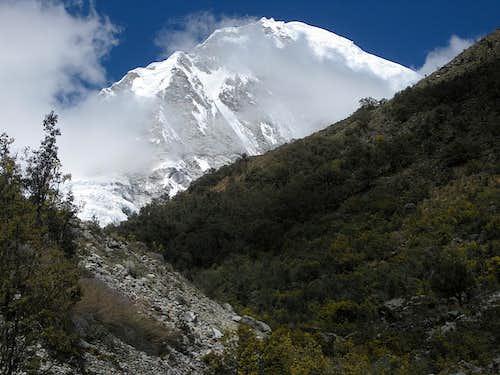 Huascarán Sur