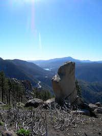 Butler Peak Cross Country
