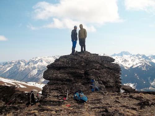A Day at Big Lou Mountain
