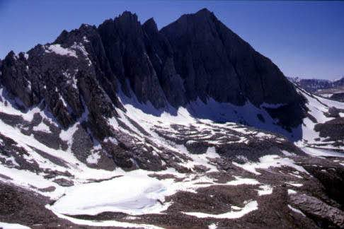 Mount Tyndall and the...
