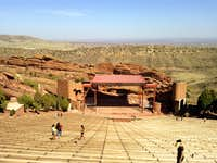 Red Rocks Amphitheater
