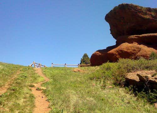 Eastern trail.
