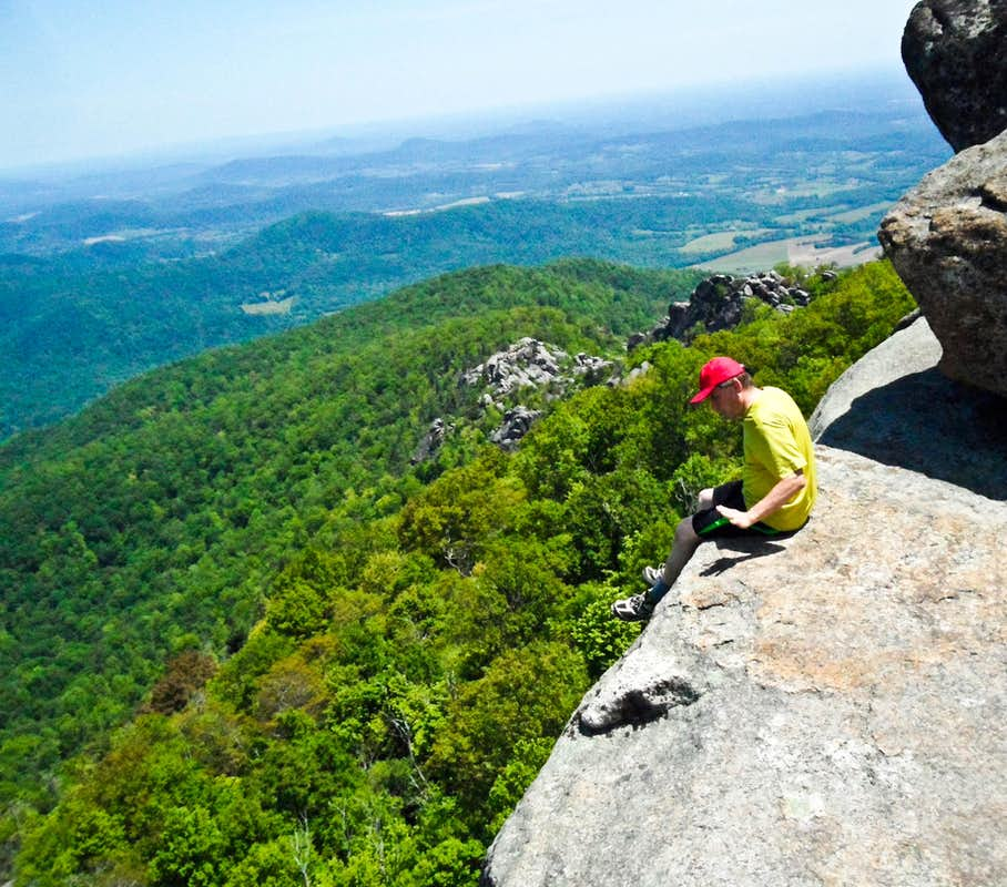 Old Rag Mountain : Photos, Diagrams & Topos : SummitPost