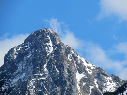 Summit of Giewont