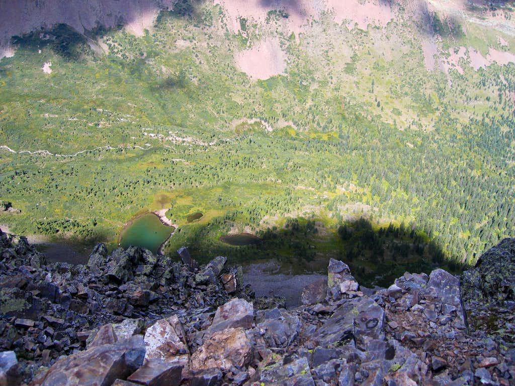 Storm King Peak Summit