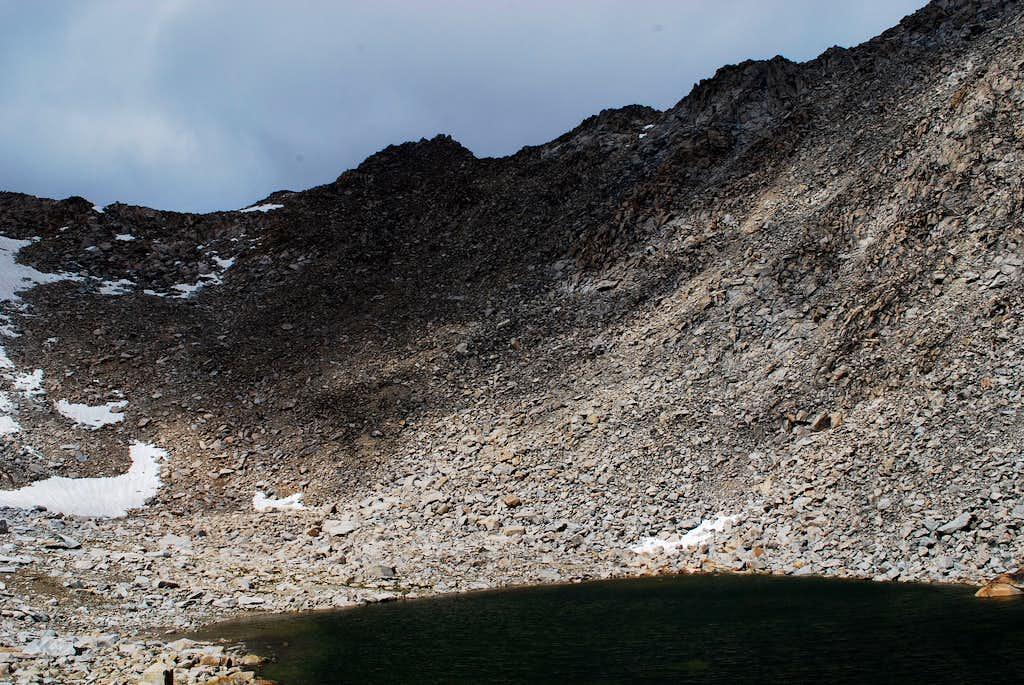 West Summit of Mount Wood