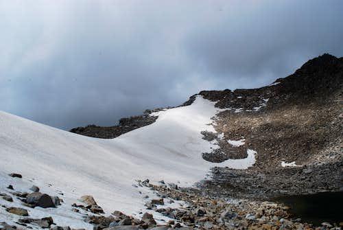 Mount Wood Snowfield
