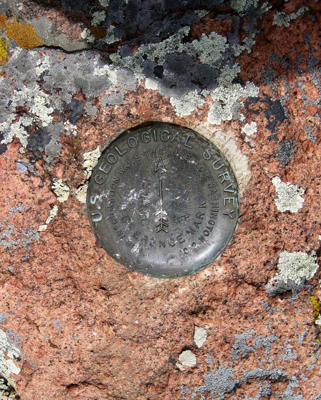 Elevation Marker Plan : Elevation marker photos diagrams topos summitpost