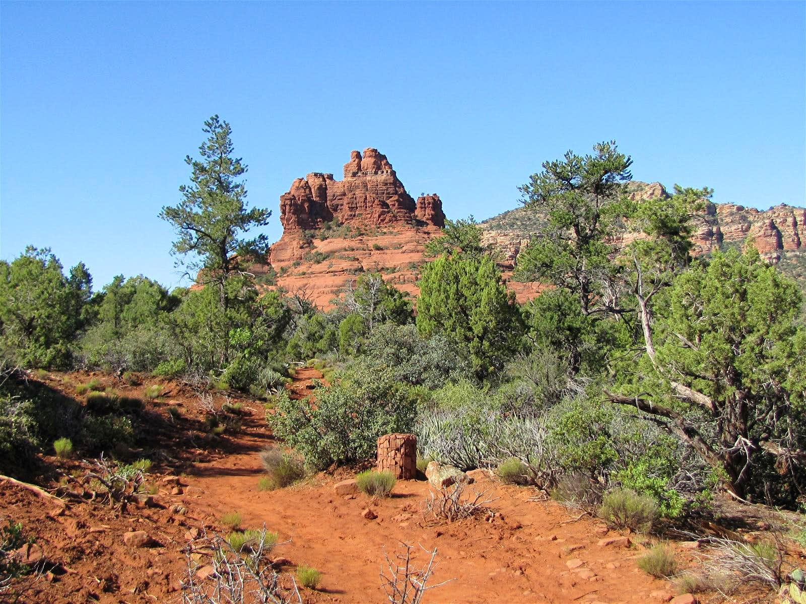 Courthouse Butte/Bell Rock Loop Trail