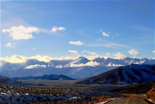 Sierra Escarpment