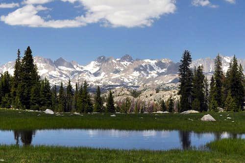Wind River Range/Gannett Peak/Tetons 2011