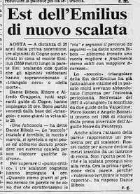 Monte Emilius Triangolo Nero